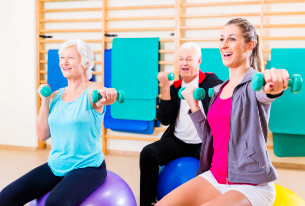 The-Importance-of-Exercise-at-an-Advanced-Age